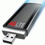 4G LTE USB dongle