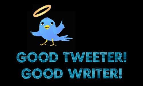 Good Writer Good Tweeter