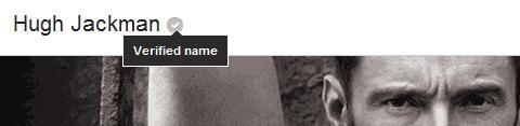 Google verified profile