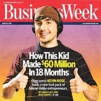 Kevin Rose cover
