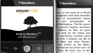 Kindle for BlackBerry