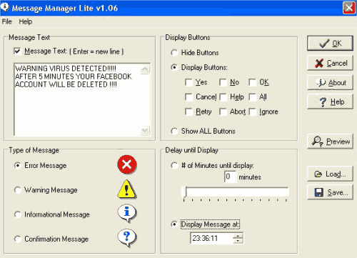 Message-Manager