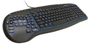 SteelSeries Merc Gaming Keyboard