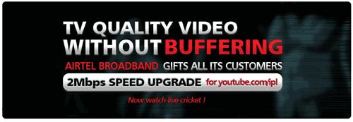 Airtel free upgrade
