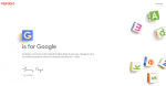 alphabet webpage