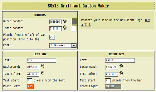 anti-pixel button maker
