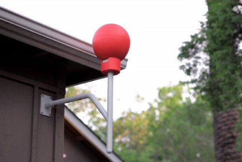 balloon internet antenna