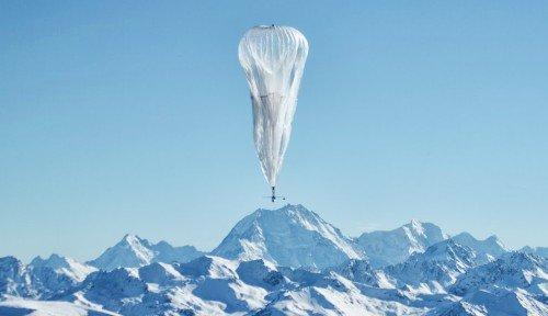 balloon internet