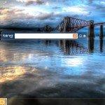 bing desktop bar