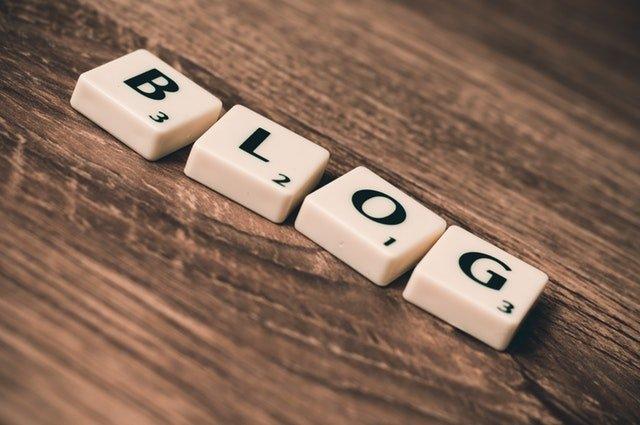 blog dictionary
