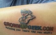 Blog tattoo