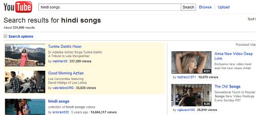 bollywood hindi songs