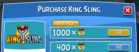 buy kingsling