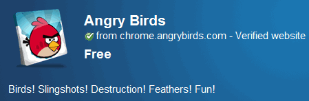 chrome angry birds online