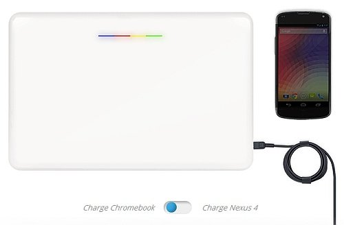 chromebook charger