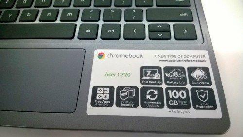 chromebook specs