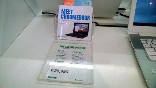 chromebook price