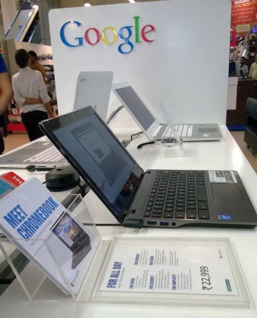 Chromebook Store Delhi