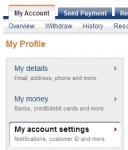 close paypal account