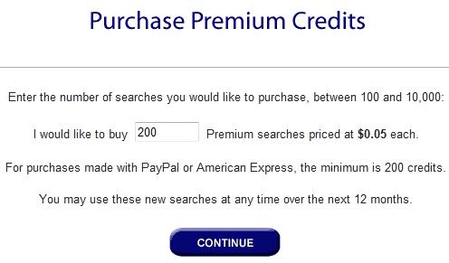 buy copyscape credits