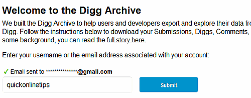 digg archives