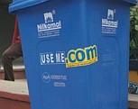 Domain advertising
