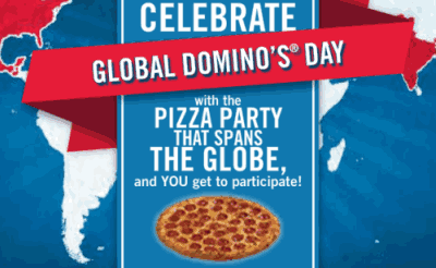 global dominos day