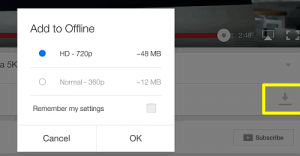 Legally Download YouTube Videos on Mobile Phones, iPad