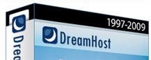 dreamhost sale 2009