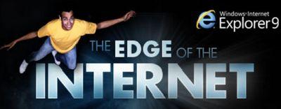 ie9 edge internet contest