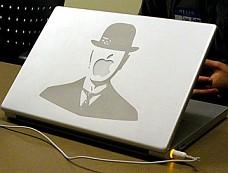 Laser Etched Laptop