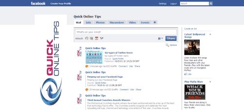 Facebook Large Profile Image
