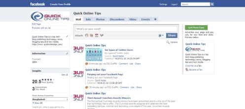 Facebook Small Profile Image