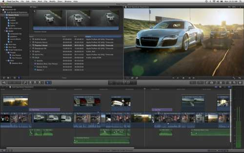 final cut pro x for mac