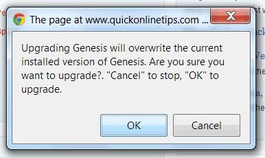 genesis-upgrade