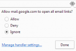 gmail handlers