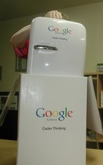 Google Mini Fridge