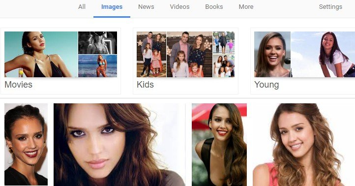 google image search engines