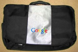 Google Laptop Bag