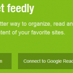 google reader connect