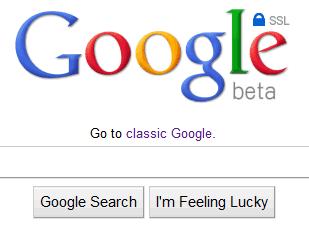 google ssl seach