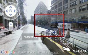 how to get your business on google street view