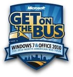 Microsoft Get on the Bus
