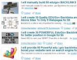 gov edu backlinks