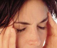 headache eyestrain