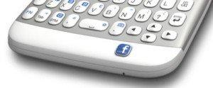 htc phone facebook button