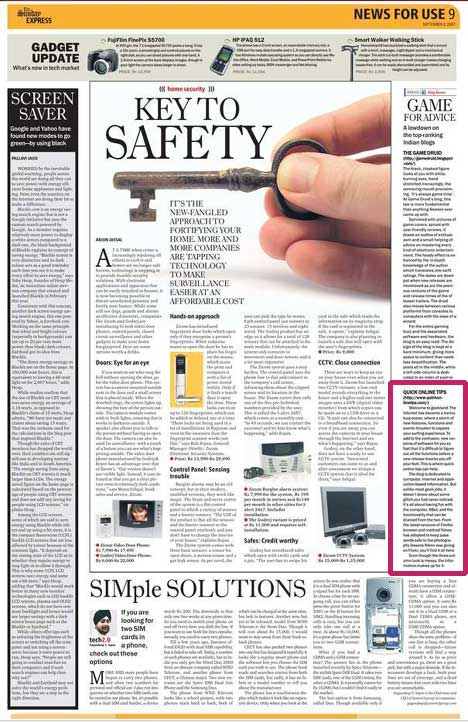 Indian Express Page 9