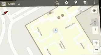 Indoor Google Maps
