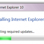 install ie10