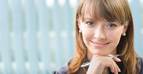 interview girl